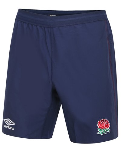 Umbro Rugby England Alternate Replica Short - Blue