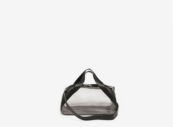 Carry-all-Tasche mit Netzeinsätzen