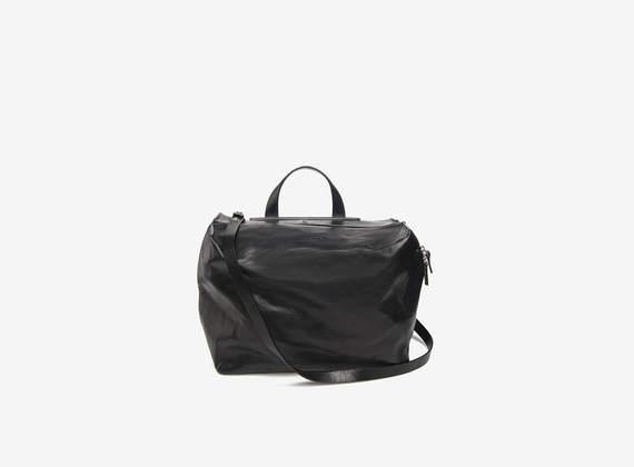 Kubo shoulder bag nera