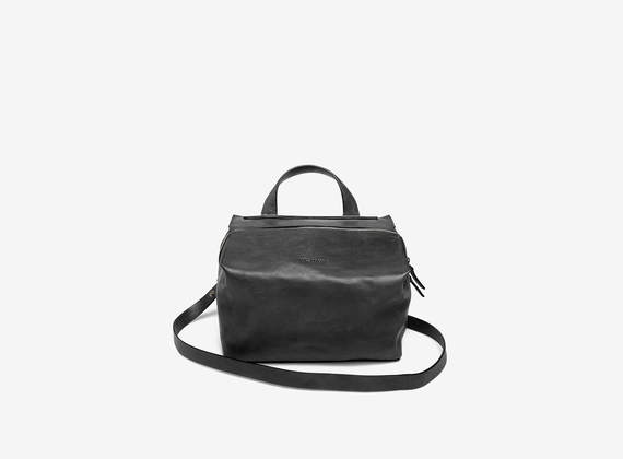 Small black Kubo shoulder bag