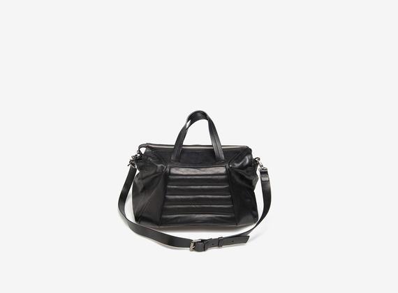 Padded satchel