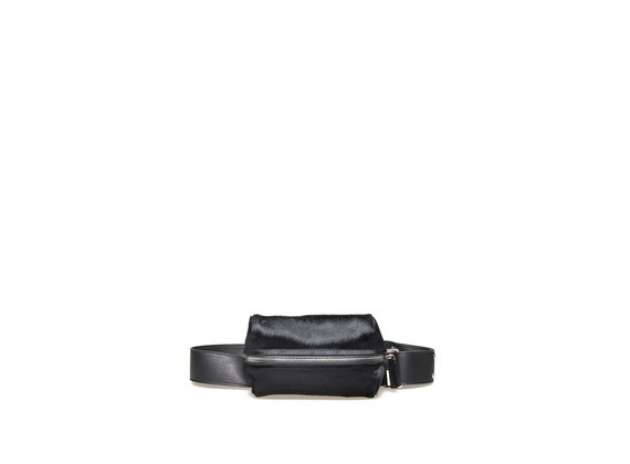 Bum bag with a maxi zip