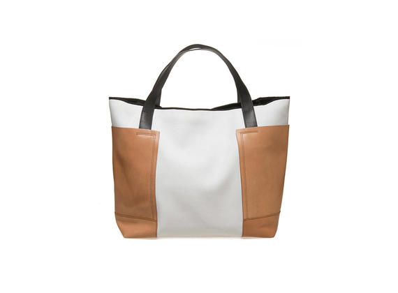 Tote bag in neoprene