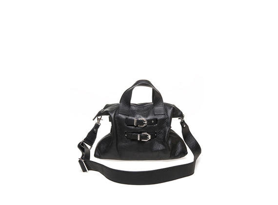 Multi-buckle bag