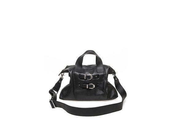 Multi-buckle bag