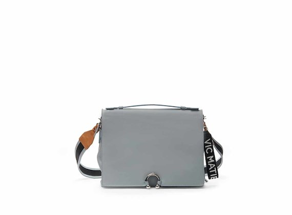 Cristel briefcase with piercing