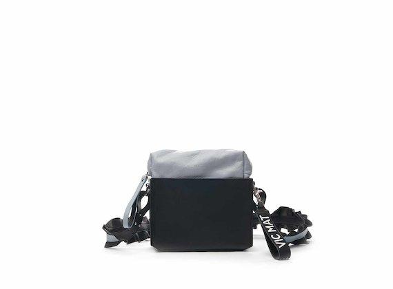 Jodi shoulder bag with ruched shoulder straps