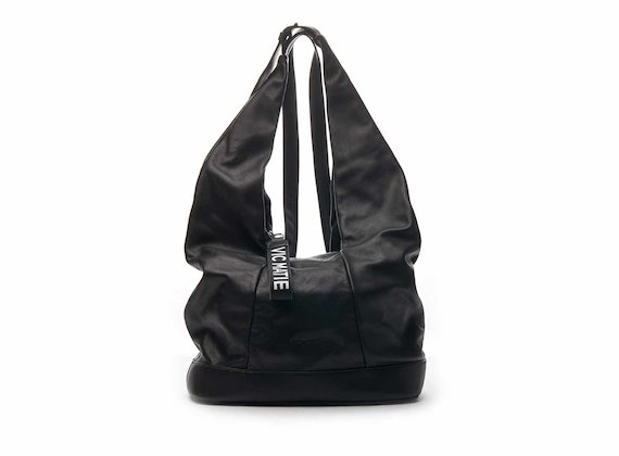 Sac backpack Kim - Noir