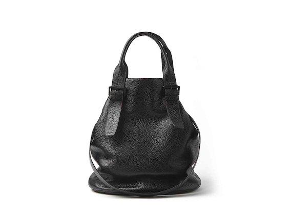 Lea<br />shopper bag with buckles