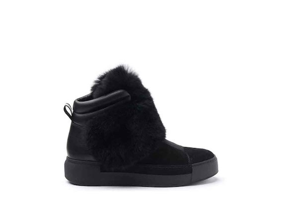 Basketball-model fur sneakers