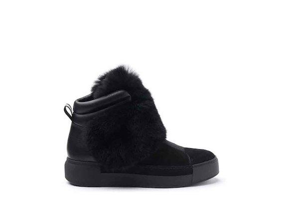 Basketball-model fur sneakers