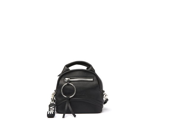 Franzisca<br />Black mini bag