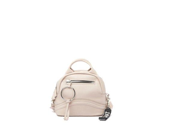 Franzisca<br />Mini sac couleur chair