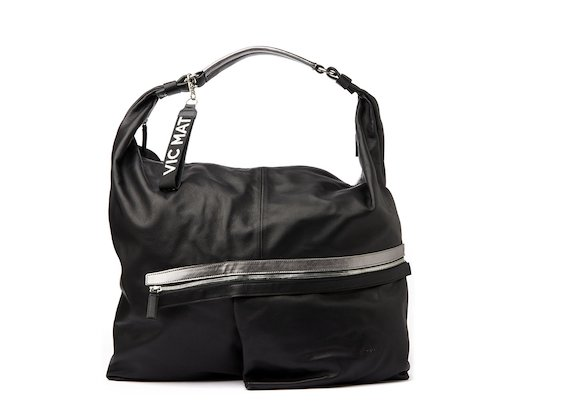 Alex<br />Black maxi bag