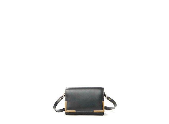 Talita<br>Mini bag with metal corners