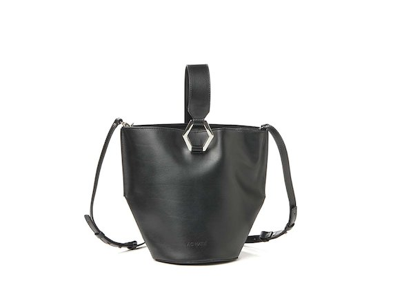 Kalia<br>Bucket bag with metal ring