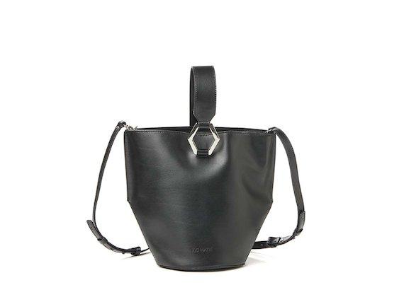 Kalia<br>Bucket bag with metal ring