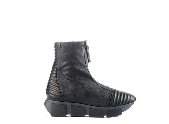sneakers Polacco Run nero