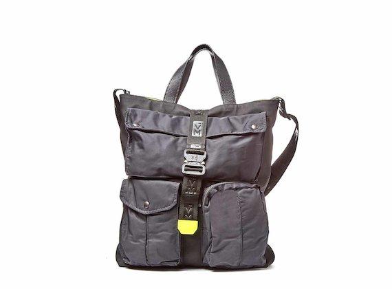 James<br />Multi pocket shopping bag