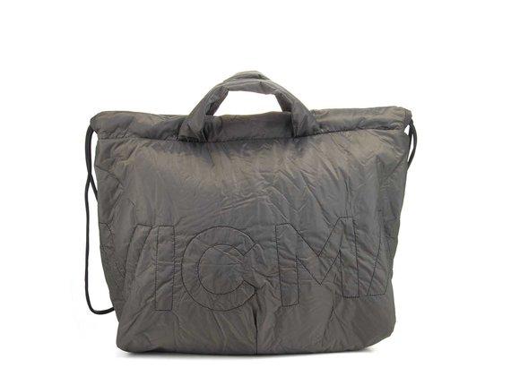 Penelope<br />Collapsible bag/backpack in khaki nylon