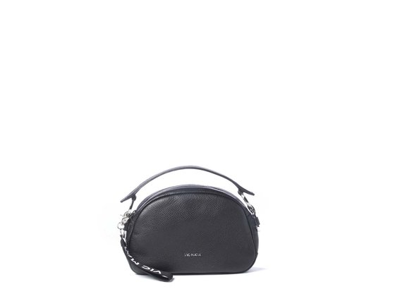 Babbs Big<br> black shoulder bag