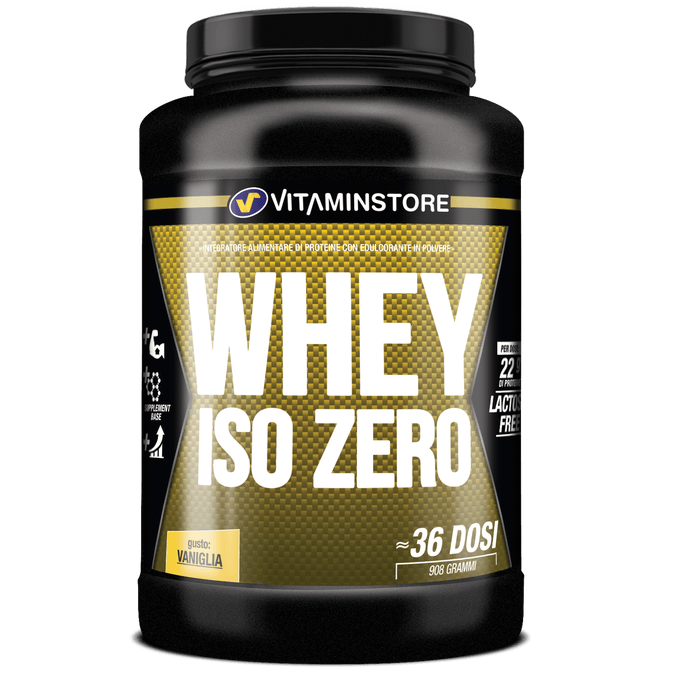 Whey Iso Zero