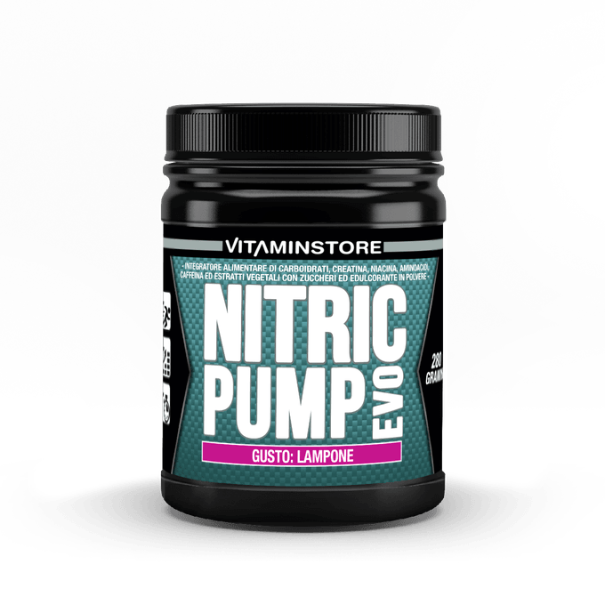 NITRIC PUMP EVO