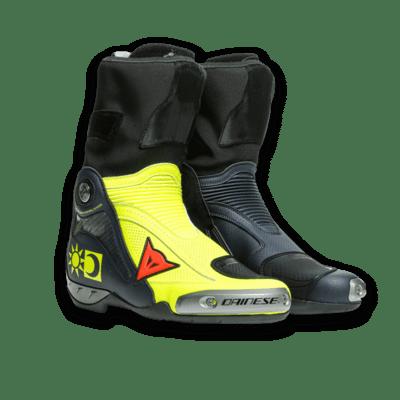 Bottes replica Axial D1 Valentino Rossi - Multicolor
