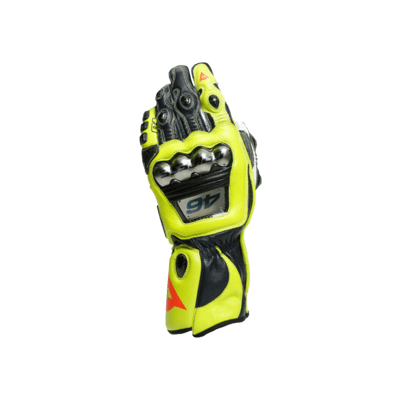 Replica gloves Full Metal 6 Valentino Rossi