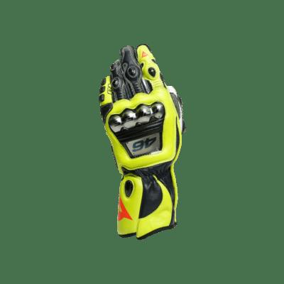Replica gloves Full Metal 6 Valentino Rossi