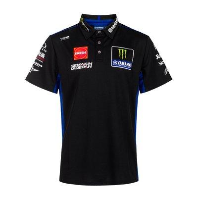 Polo Replica Monster Energy Yamaha Team 2021