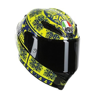 2015 Winter test Corsa helmet
