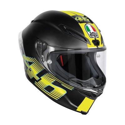VR46 Corsa R helmet