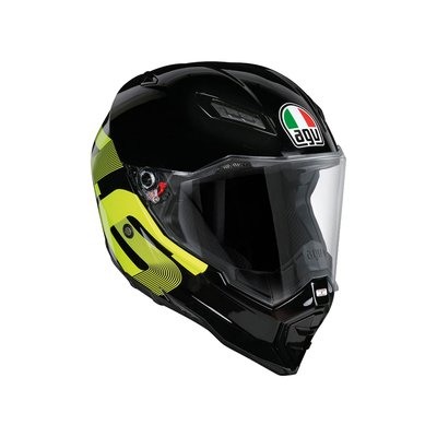 Casque AX-8 Naked Identity