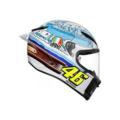 Casco Pista GP R Winter Test 2017