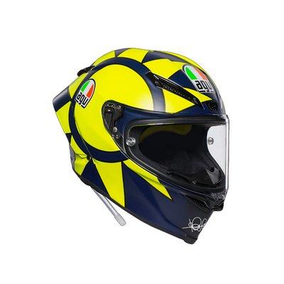 2019 Sun and Moon Pista GP R AGV Helmet