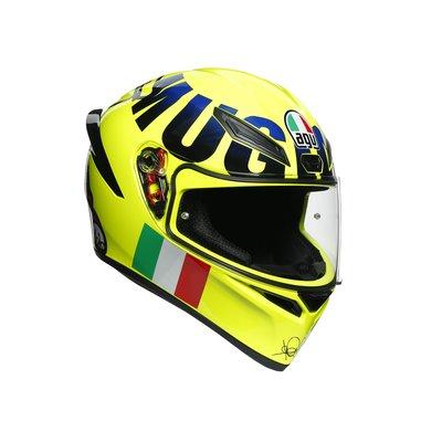 Mugello 2016 46 K1 helmet