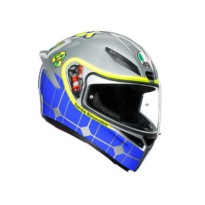 Mugello 2015 46 K1 helmet