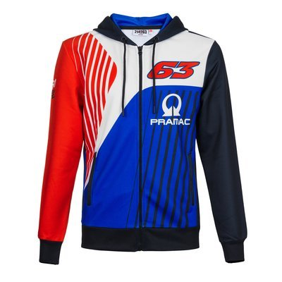 Bagnaia Pramac fleece