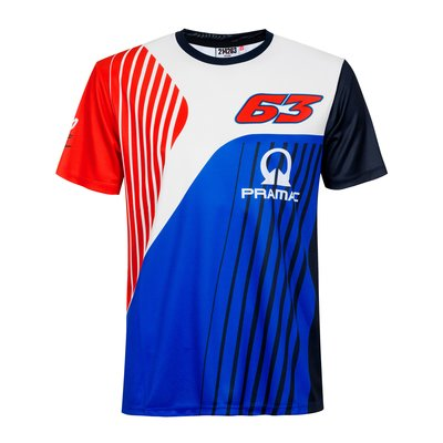 T-Shirt Bagnaia Pramac