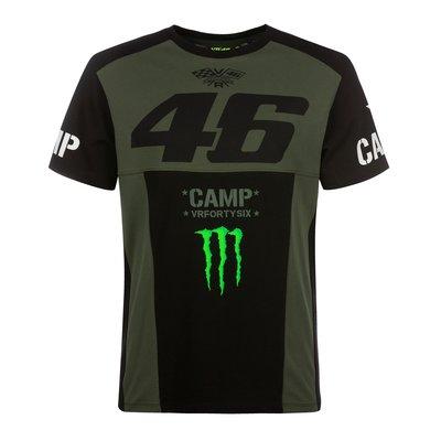 Tee-shirt46 Monster Camp