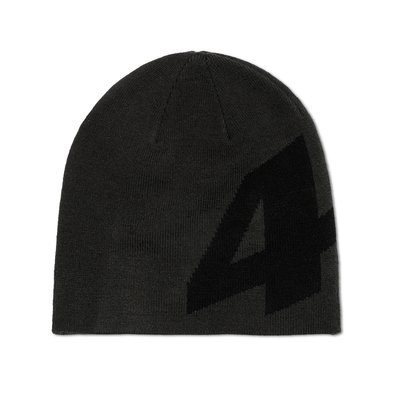 Beanie cap 46 Core dark grey