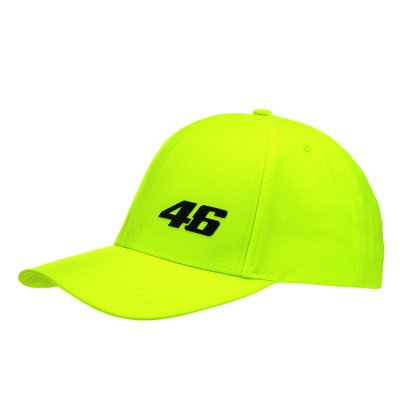 Cappellino Core small 46 giallo fluo