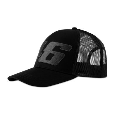 Trucker cap Core 46 - Black