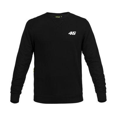 Sweatshirt Core Small 46 Schwarz