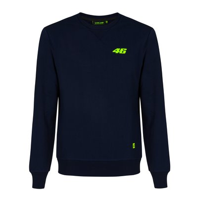 Blue Crew Neck 46 Core sweatshirt