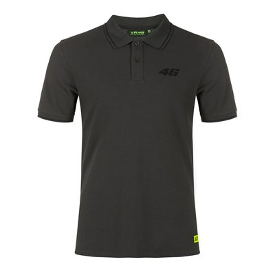 Core 46 polo shirt - Anthracite Grey
