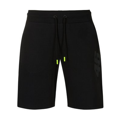 Black Core Short pants