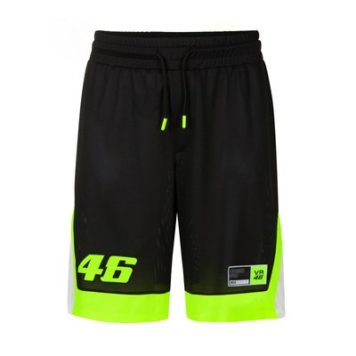 Short de basketball Core 46 - Noir