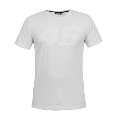 Core tone on tone t-shirt white